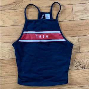 NWTO 1996 H&M Crop Top